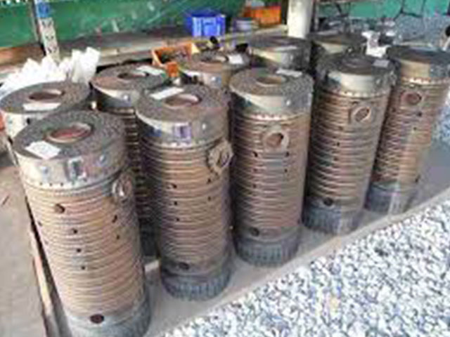 Spare parts supply, for GE MS 6001P Turbine