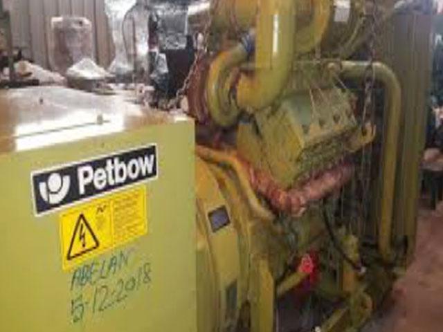 Supply, installation and start-up of Power Generator 1200 kVA