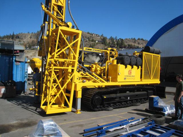 MPP Geo Exploratory Drill Rig
