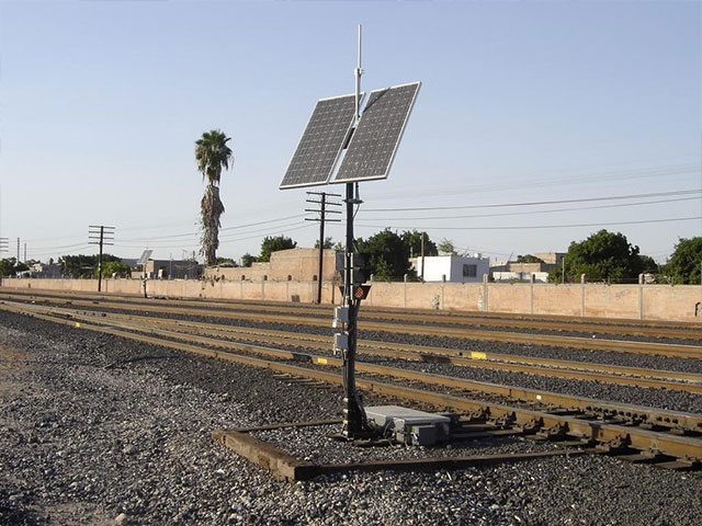 Signaling and Traffic Control of Trains