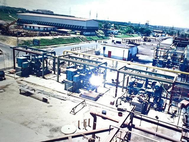 Dresser Rand, Innert Gas Compressors